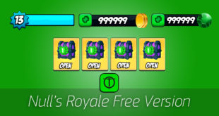 Null's Royale - Server privato ufficiale Clash Royale
