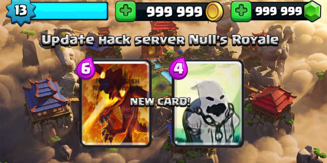 Update hack server Null's Royale