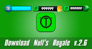 Download Null's Royale v.2.6 – private server Clash Royale [2019]